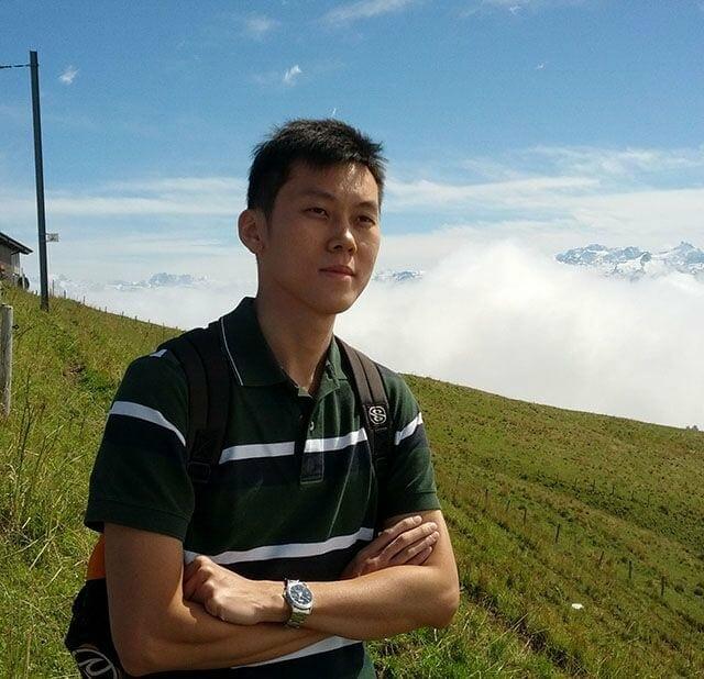Ang Pheng Huat - Co-founder of Boxyroom