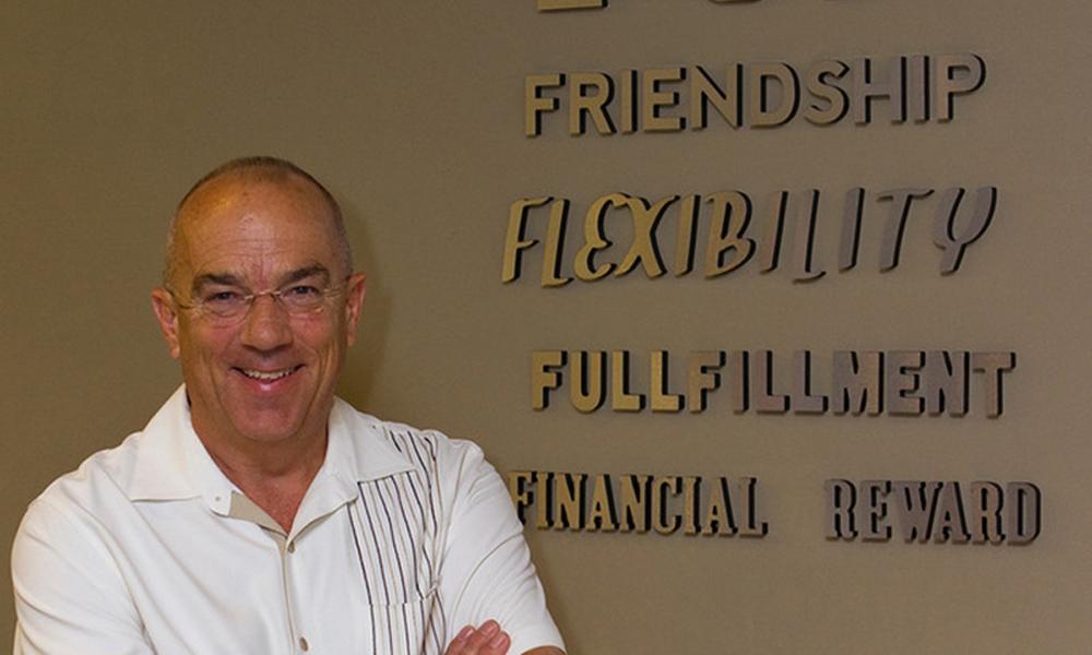 Rick Libby - Founder of Traveling Vineyard